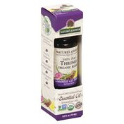 Nature's Answer Essential Oil Blend, Organic, Thrones