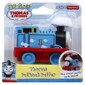 Fisher-Price Toy, Thomas Pullback Puffer