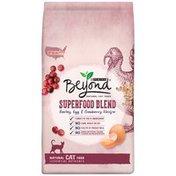 Beyond Cat Dry Superfood Blend Barley Egg & Cranberry Recipe Cat Food