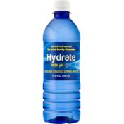 Hydrate Alkaline Ionized Spring Water