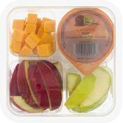 SB Snack Pack, Apples, Cheese & Dip, Snack Pack
