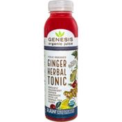 Genesis Organic Juice Ginger Hebral Tonic
