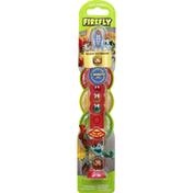 Firefly Toothbrush, Ready Go Brush, Soft, Treasure