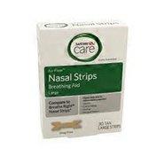 Signature Nasal Strips, Air-Flow, Tan, Large