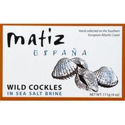 Matiz Wild Cockles, in Sea Salt Brine