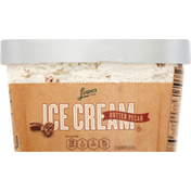 Lowes Foods Ice Cream, Butter Pecan