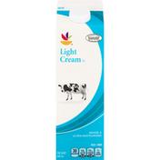 SB Light Cream, Ultra-Pasteurized