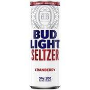 Bud Light Hard Seltzer Cranberry, Can