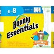 Bounty Select-A-Size Paper Towels, Print, Big Rolls =  Regular Rolls