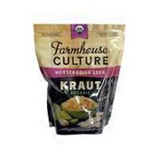 Farmhouse Culture Horseradish Leek, Kraut