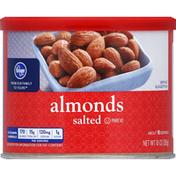 Kroger Almonds, Salted