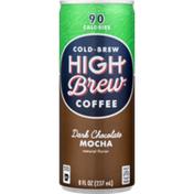 High Brew Cold-Brew Dark Chocolate Mocha