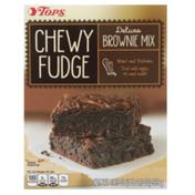 Tops Chewy Fudge Deluxe Brownie Mix