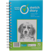 Simply Done Sketch Diary