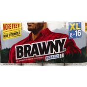 Brawny Towel 8 Extra Large 130CT White Pick-A-Size