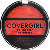 CoverGirl Blush, High Pigment, So Flushed, Hot Frenzy 345
