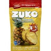 Zuko Drink Mix, Pineapple