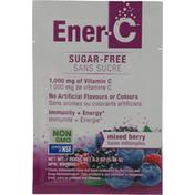 Ener-C Vitamin C, 1,000 mg, Sugar-Free, Mix Berry
