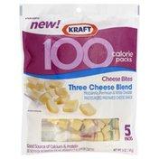 Kraft Cheese Bites, Three Cheese Blend