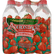 Adirondack Enhanced Water, Strawberry