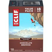 CLIF BAR Chocolate Brownie Energy Bars