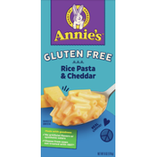 Annie's Rice Pasta & Classic Cheddar, Gluten Free