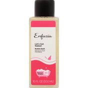 Enfusia Bubble Bath, Lets Get Naked