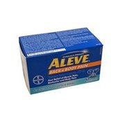 Aleve 220 Mg Large Back & Body Liquid Gels