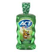 ACT Kids Anticavity Fluoride Rinse Scooby-Doo! Kiwi Watermelon