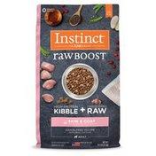 Instinct Raw Boost Skin & Coat Health Real Chicken Recipe Grain-Free Dry Dog Food