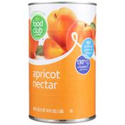 Food Club Apricot Nectar