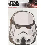 Unique Masks, 4 Assorted Styles, Star Wars