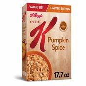 Kellogg's Special K Pumpkin Spice