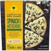 California Pizza Kitchen Crispy Thin Crust Spinach & Artichoke Pizza