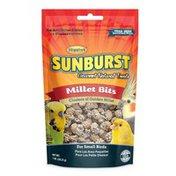 Higgins Gourmet Natural Treats Millet Bits For Small Birds