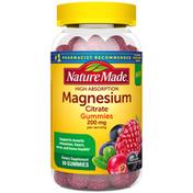Nature Made Magnesium Citrate Gummies