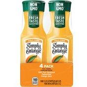 Simply Orange Pulp Free Orange Juice