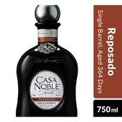 Casa Noble Reposado Single Barrel Tequila