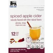 Food Lion Spiced Apple Cider Single Serve Cup