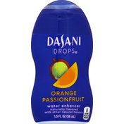 DASANI Drops Flavor Enhancer Orange Passionfruit