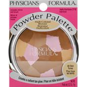 Physicians Formula Powder Palette, Healthy Glow Bronzer 2718