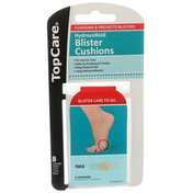 TopCare Toes Hydrocolloid Blister Cushions