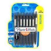 Paper Mate Ink Joy Pen Ballpoint Black - 8 CT