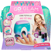 Go Glam Nail Stamper, 8+ Ages