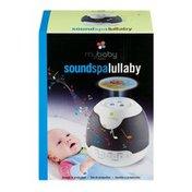 Homedics My Baby Sound Spa Lullaby