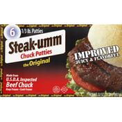 Steak-umm Chuck Patties, the Original