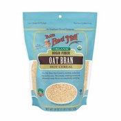 Bob's Red Mill High Fiber Oat Bran Hot Cereal, Organic