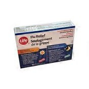 Life Brand Conv Extra Strength Day & Night Flu Relief
