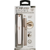 Flawless Hair Remover, Brows