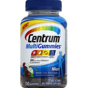 Centrum Men MultiGummies Multivitamin Multimineral Supplement